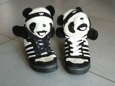 Jeremy Scott X Adidas panda shoes official- 43,5(FR)/9,5(US)-very good condition