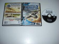 Blazing Angels 2 PC CD ROM Fo-secretos misiones de la segunda guerra mundial-Rápido Post
