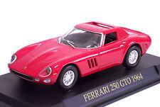 DIE CAST 1:43 - FERRARI 250 GTO - ROSSO - VERSIONE 1964