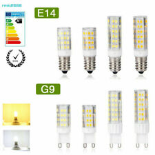 G9 E14 LED Glüh-Birne Sparlampe Leuchtmittel Stecklampe Lampe Sockel Warmweiß