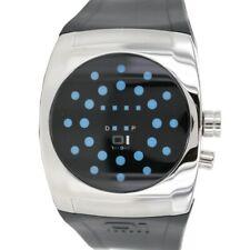 The One binary reloj cronógrafo hombre screw udm Watch-sw102b3