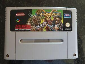 Super Nintendo SNES - Shadowrun