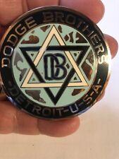 Dodge Brothers Badge Emblem Enamel New