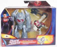 Figuras de acción de superhéroes de cómics Mattel original (sin abrir) de Superman