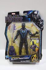 Marvel Black Panther 6-inch Vibranium Suit Black Panther NIP