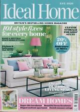 IDEAL HOME MAGAZINE JULY 2018 ~ NEW ~
