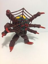 1994 Bandai Power Rangers Grabbing Spidertron Spider Action Figure with the web