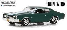 GreenLight 1/43 John Wick (2014) - 1970 Chevrolet Chevelle SS 396 86541