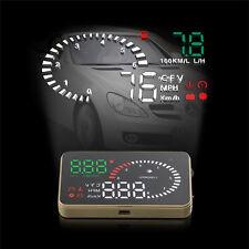 3 inch X6 Head up Display Car HUD GPS Speedometer Digital LED Overspeed Warning