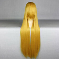 Cosplay 100cm Wig Hairpiece Periwig Ancient Rhyme Charm COS Anime Fake Hair