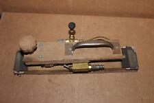 Homemade Air Oscillating Board Sander (the original WOODEN BOARD sander)