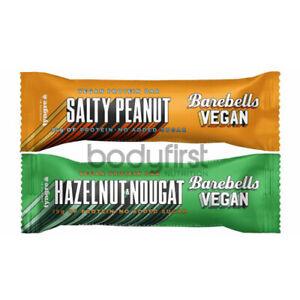 Barebells Vegan Protein Bar Box of 12 x 55g **NEW 2020