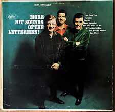 The Lettermen ~ More sounds of the Lettermen! ~ Signed cover x 3