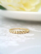 Graduation Yellow Gold Precious Metal Rings without Stones
