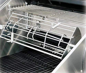 """Viking Professional Barbecue Rotisserie Basket 30"""" x 6""""  BQRB306T"""