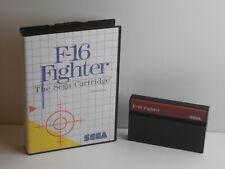 F-16 Fighter für Sega Master System