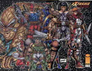 Extreme Sacrifice #1 VF; Image | Rob Liefeld - we combine shipping