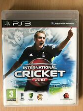 International Cricket 2010 Playstation 3 / PS3 / England / Australia Game