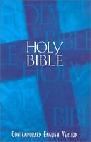 Holy Bible: Contemporary English Version by American Bible Society