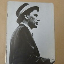 PRINT / CUTTING of - FRANK SINATRA- for framing / decoupage / crafts