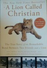A Lion Called Christian (Paperback or Softback)