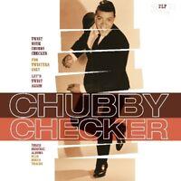 CHUBBY CHECKER - TWIST WITH CHUBBY... + BONUS TRACKS 2 VINYL LP NEU