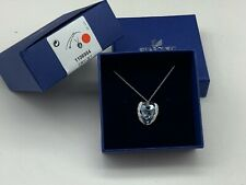 Authentic Swarovski Sparkle Crystal Pendant Necklace 1106954