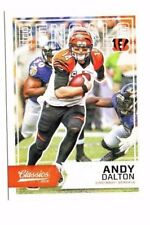 Andy Dalton 2016 Panini Classics, Football Card !!