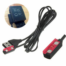 Magnetic Charging Cable lead  For Pebble Steel 2 Smart Watch Wristwatch 150cm