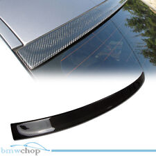 Stock In LA! Carbon Fiber BMW Sedan F10 3D-Type Rear Roof Spoiler 520d 523i ●