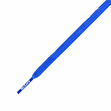 Shoelaces Mr Lacy Runnies Flat Royal Blue for sport and runners soccer and kids