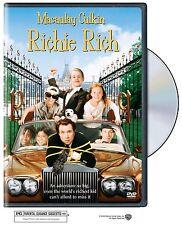 RICHIE RICH (1994 Macauley Culkin) -  DVD - UK Compatible - New & sealed