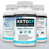 Keto XP Official Weight Loss Pills Supplement Fast Keto Diet Pills Fat Burner