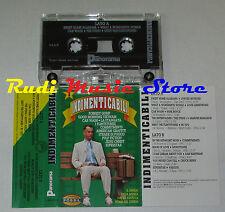 MC INDIMENTICABILI 1 PANORAMA tom hanks 1995 PROMO FOREST GUMP no *cd*lp*dvd****