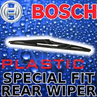Bosch Specific Fit Rear Plastic Wiper Blade To Fit Kia Picanto