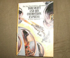 TOM SWIFT and his COSMOTRON EXPRESS  by Victor Appleton II,  1st. edition MINT