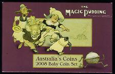 2008 Royal Australian Mint Baby Proof Set - Magic Pudding Series