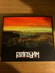 PEARL JAM - Live At The Gorge 2005 2006 .  7 CD Box Set NUOVO
