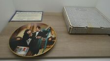 """057- 1991 Gone With The Wind Collector's Plate """"The Paris Hat"""" With Box & Coa"""
