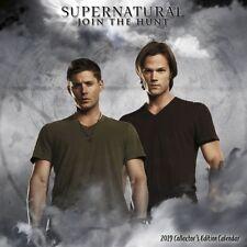 2019 Supernatural Wall Calendar, Drama TV by Trends International