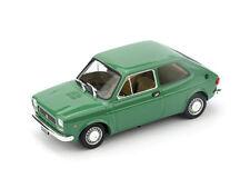 BRUMM 1:43 AUTO DIE CAST FIAT 127 1a SERIE DUE PORTE VERDE 1971  ART R500-05