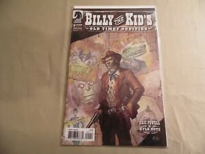Billy The Kid's Old Timey Oddities #1 (Dark Horse 2005) Free Domestic Shipping