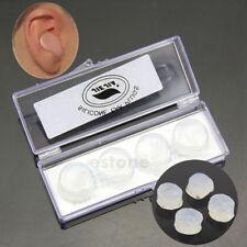 4Pcs Soft Comfortable Water Swimming Silicone Earplugs Sleep Noise Reducing