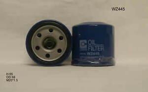 Wesfil Oil Filter WZ445