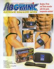New !!! Abgymnic Muscle Toning Belt !!! As Seen On Tv !!!