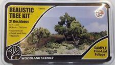 Woodland Scenics Realistic Tree Kits Contains Armatures and Foliage