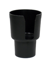 Keeper BLACK Car Holder Adapter Expands Cup Holders Hold Heavy DuTy New