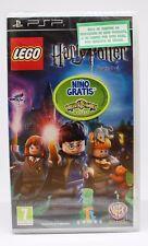 LEGO HARRY POTTER AÑOS 1 4 - PSP - PAL ESPAÑA - NUEVO PRECINTADO