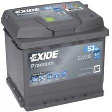 EXIDE Starter Battery PREMIUM *** EA530