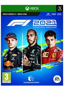 F1 2021 (Xbox One) In Stock Now Brand New & Sealed Free UK P&P
